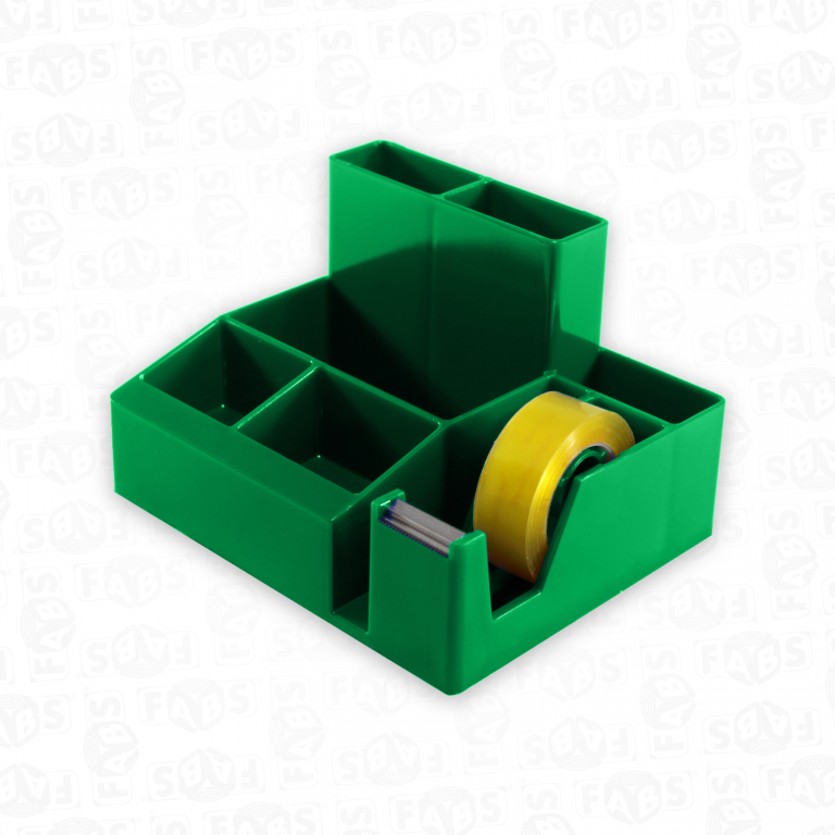 Organiseur-de-bureau-avec-devidoir-Green-1